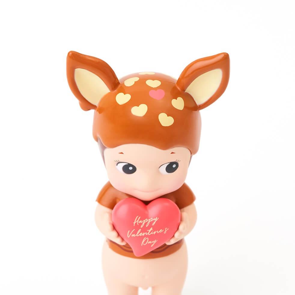 Chocolate Fawn巧克力梅花鹿