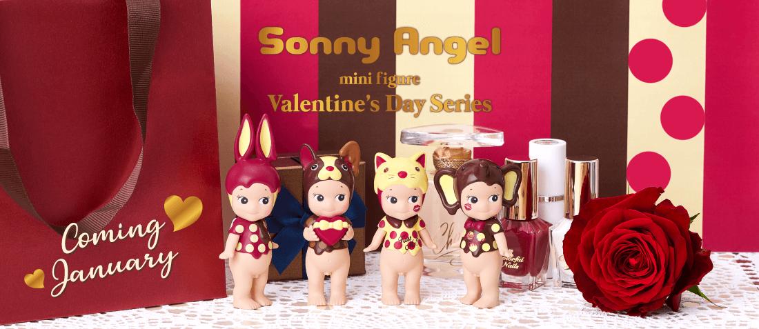 Sonny Angel série ST VALENTIN 2020