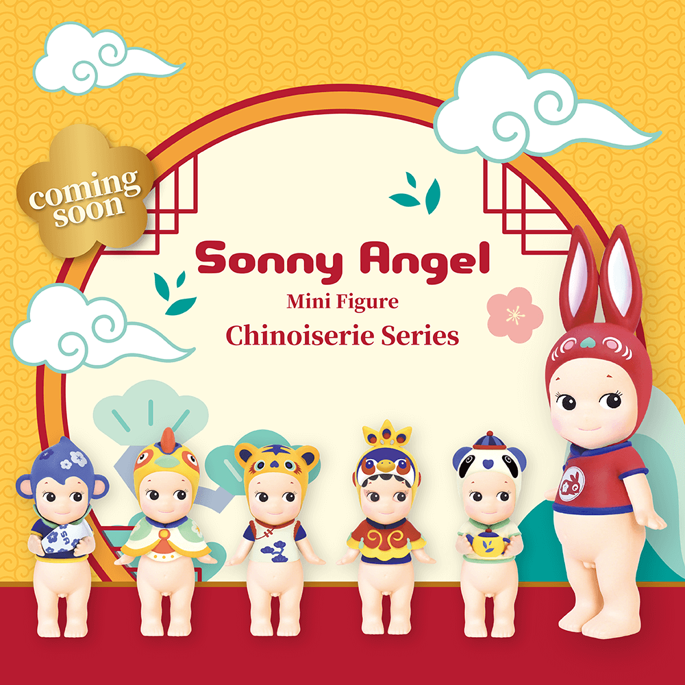 Sonny Angel Chinoiserie Series